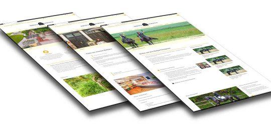 Portfolio Hofgut-Georgenau Webseite