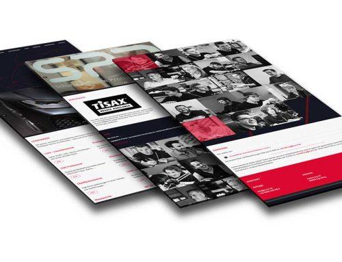 SP3 GmbH Webseite